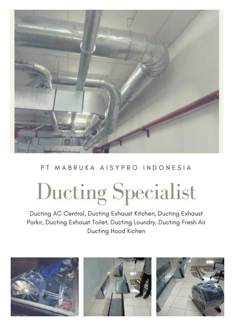 kontraktor jasa ducting