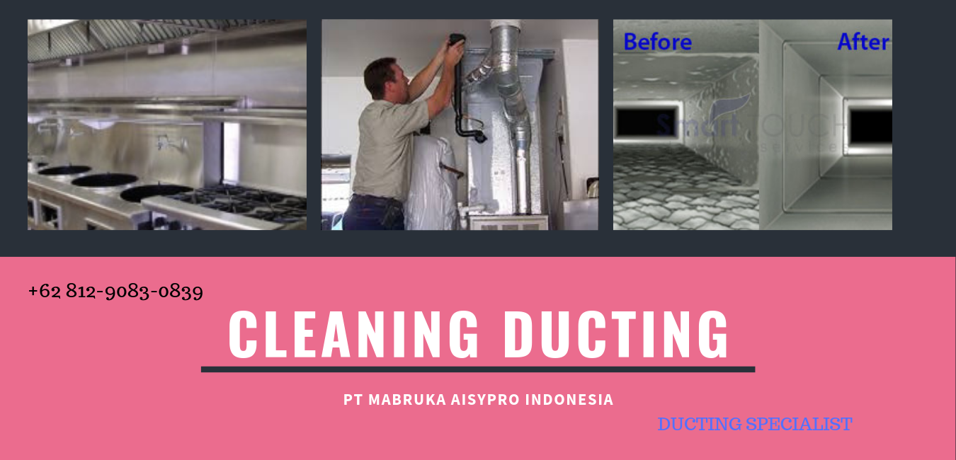 JASA Cleaning ducting