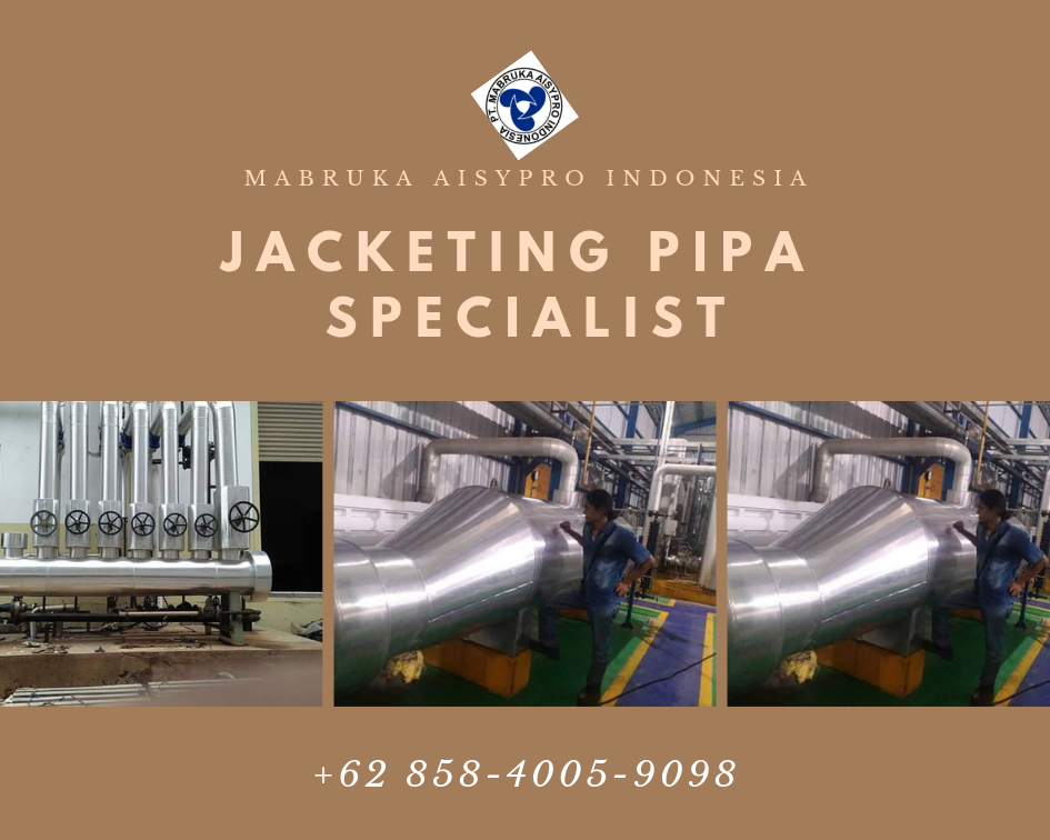 jacketing pipa SPECIALIST