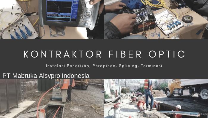 kontraktor fiber optik