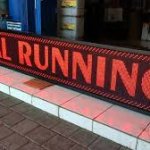 Running Text LED